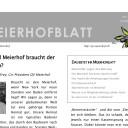 Meierhofblatt 2009/3