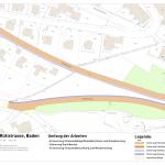 Baustelleninformation – Sanierung Rütistrasse, Temporär Ausweichverkehr über Kennelgasse