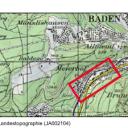 Aktuelle Pläne der Sanierungs- und Umbauarbeiten an der Mellingerstrasse K268