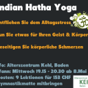 Yoga-Angebot im Alterszentrum Kehl
