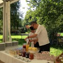 Mithelfen am 1. August Brunch