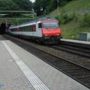 Sanierung des Heitersbergtunnels