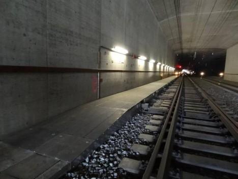 Tunnel Sanierung