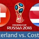 Public Viewing: Schweiz – Costa Rica